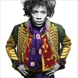 Jimi Hendrix - Classic Colour - Mason's Yard London - 1967/2010