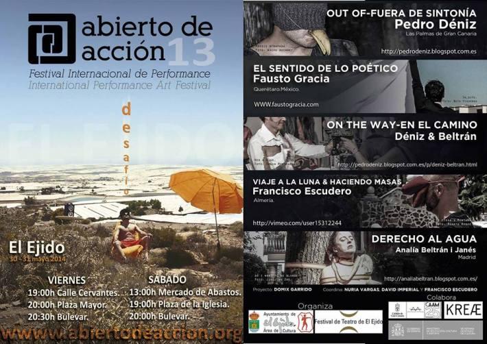 Festival Abierto de Acción