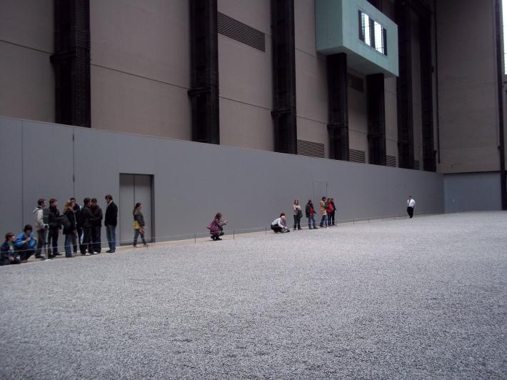 Ai Wei Wei. Tate Modern