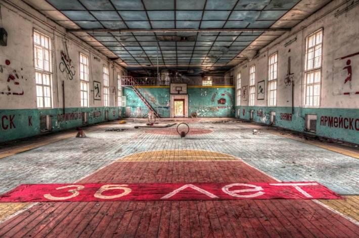 Russian Gym. Ignacio Linares