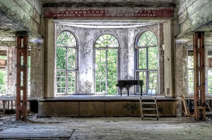 Piano room. Ignacio Linares