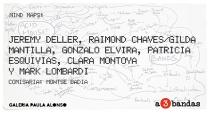 Mind Maps Galería Paula Alonso