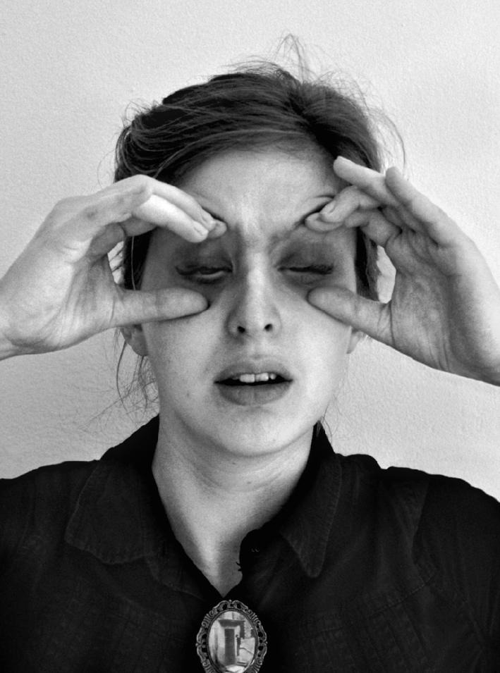 Agnès Geoffray Elysée