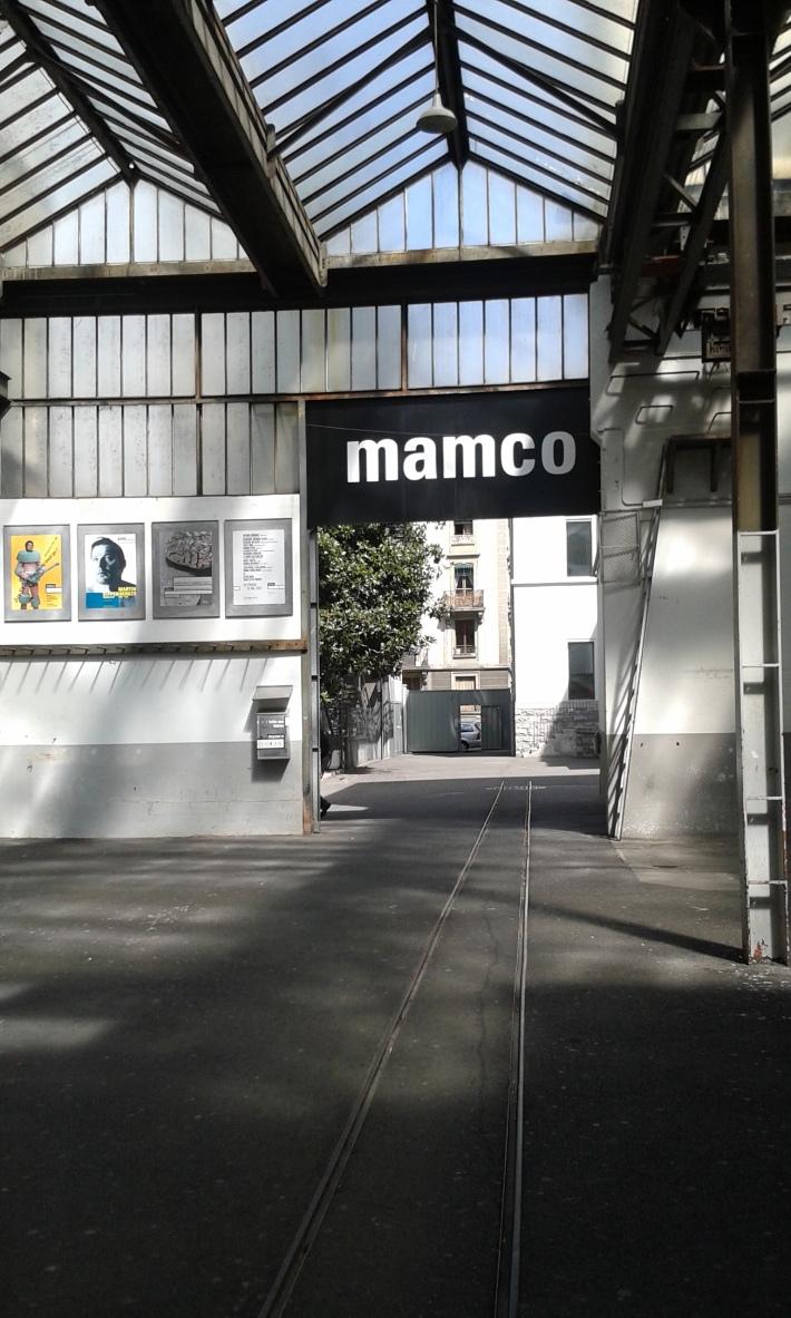 Entrada MAMCO